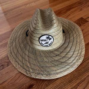 VANS straw hat